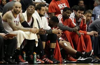 Heat Bulls Basketball