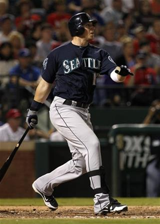 Justin Smoak