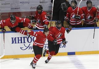 Russia Ice Hockey U18 Worlds Canada United States