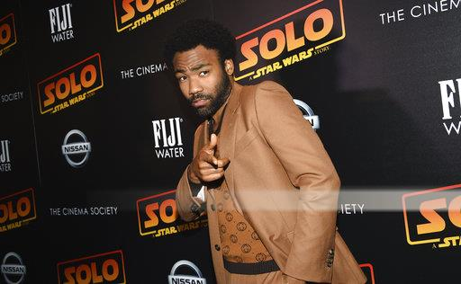 "NY Special Screening of ""Solo: A Star Wars Story"""