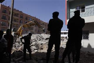 Senegal Building Collapse