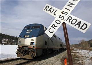 Amtrak Vermonter