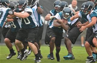 Jaguars Minicamp Football