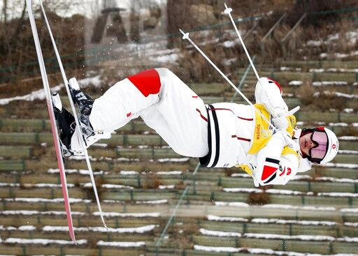 Canada WCup Calgary Freestyle Skiing