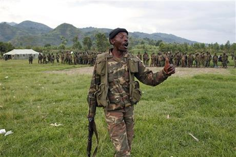 Congo fighting