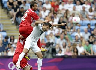 London Olympics Mens Soccer
