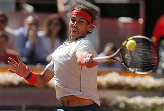 Spain Madrid Open Tennis