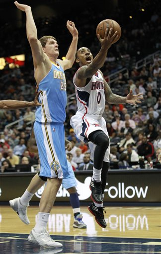 Jeff Teague, Timofey Mozgov