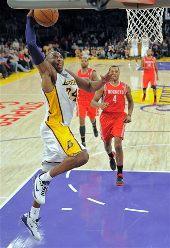 Kobe Bryant, Greg Smith