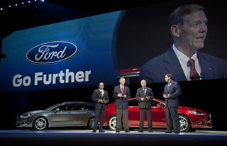 Netherlands Europe Ford New Models