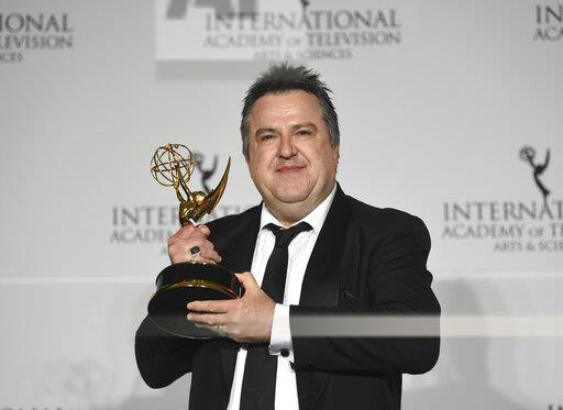 2019 International Emmy Awards - Press Room