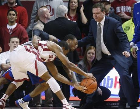 Bill Self, Je&#039;lon Hornbeak, Naadir Tharpe