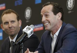 Sean Marks, Kenny Atkinson