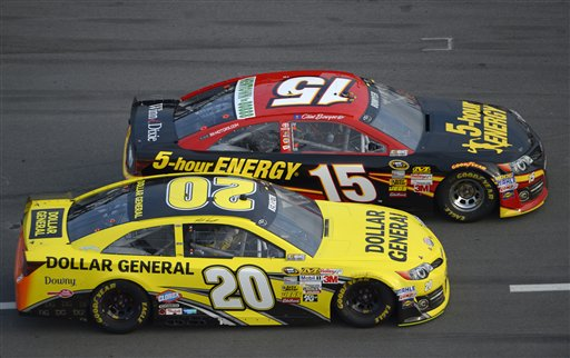 Matt Kenseth, Clint Bowyer