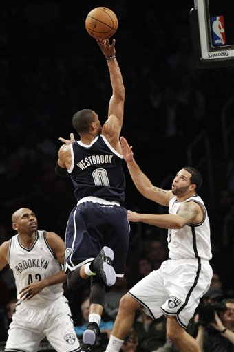 Jerry Stackhouse, Deron Williams