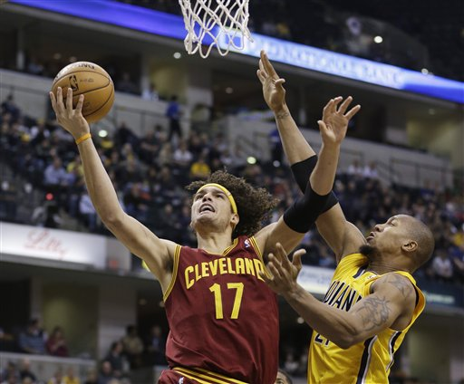 Anderson Varejao, David West