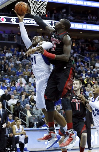 Eugene Teague, Gorgui Dieng
