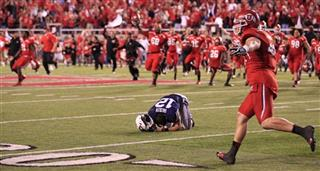 BYU Utah Football