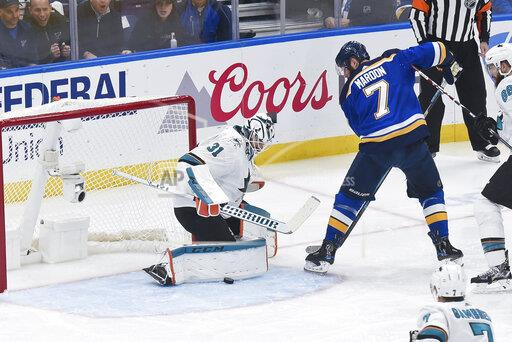 NHL 2019: Sharks vs Blues May 21