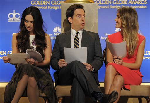Megan Fox, Jessica Alba, Ed Helms