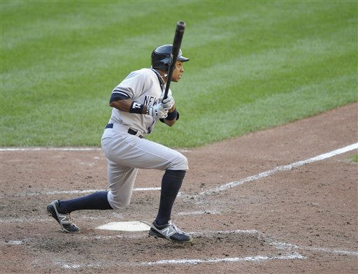 Curtis Granderson