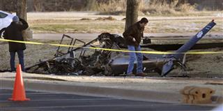 Helicopter Crash-Oklahoma City