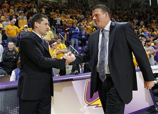 Ben Jacobson, Greg McDermott