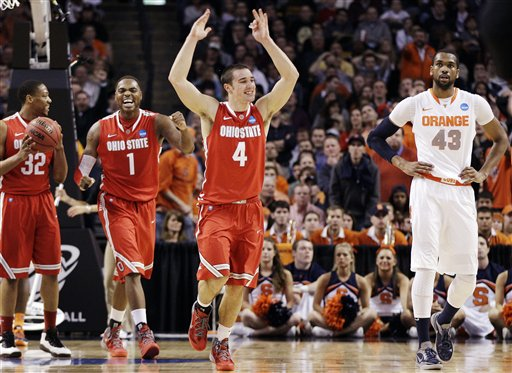 Aaron Craft, Deshaun Thomas, Lenzelle Smith, Jr. , James Southerland