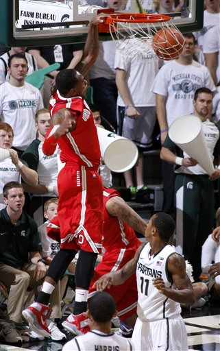 Deshaun Thomas, Keith Appling