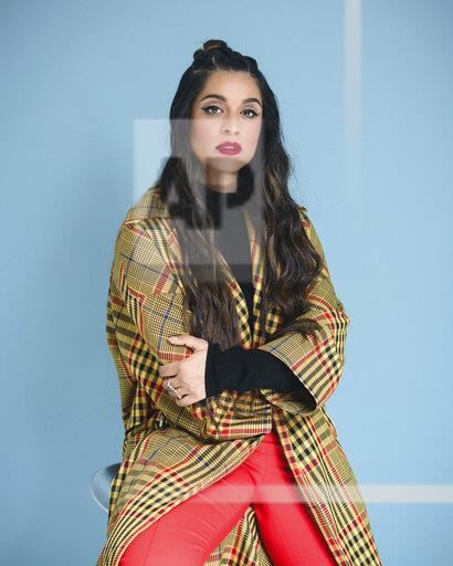 Lilly Singh Portrait Session