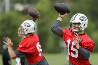 Jets Camp Football