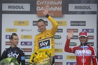Christopher Froome, Richie Port, Daniel Moreno