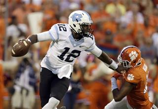 Marquise Williams, Korrin Wiggins