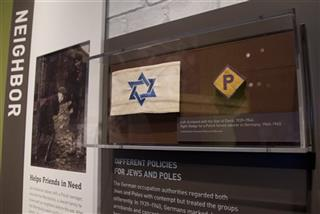 Holocaust Museum Survivors Return