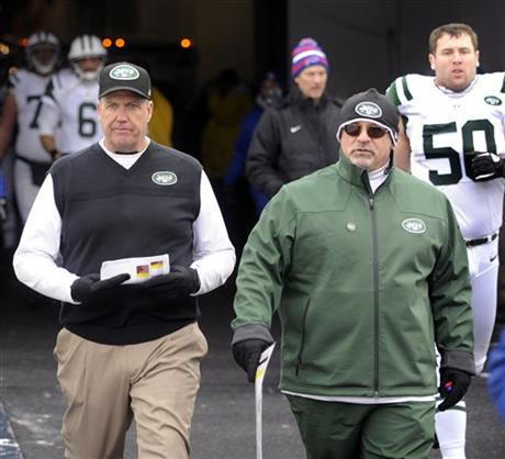 Rex Ryan, Tony Sparano