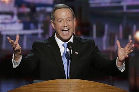 Martin OMalley