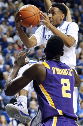 Ryan Harrow, Johnny O'Bryant III