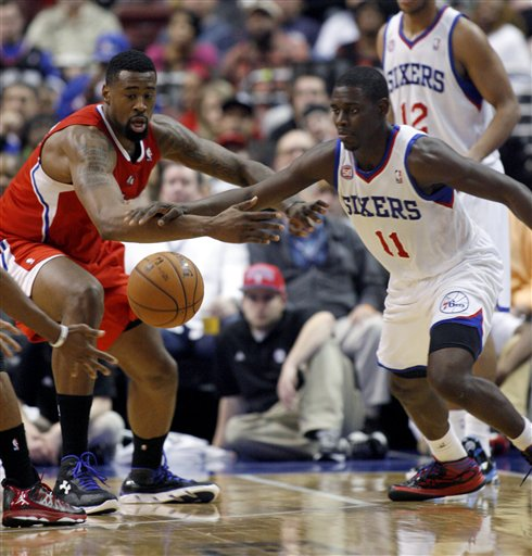 DeAndre Jordan,Jrue Holiday