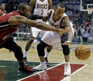 Dwyane Wade, Monta Ellis