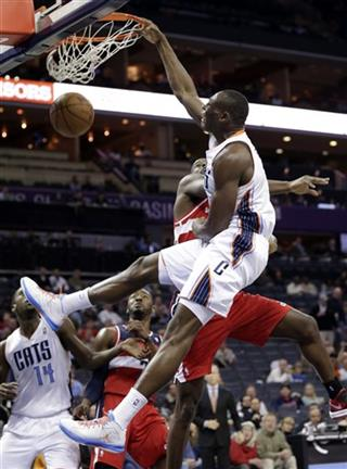 Bismack Biyombo, Emeka Okafor