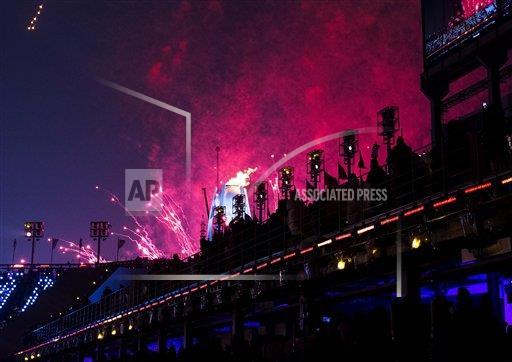 Watchf AP S OLY  CAN CPOTK Pyeongchang Olympics Opening Ceremony