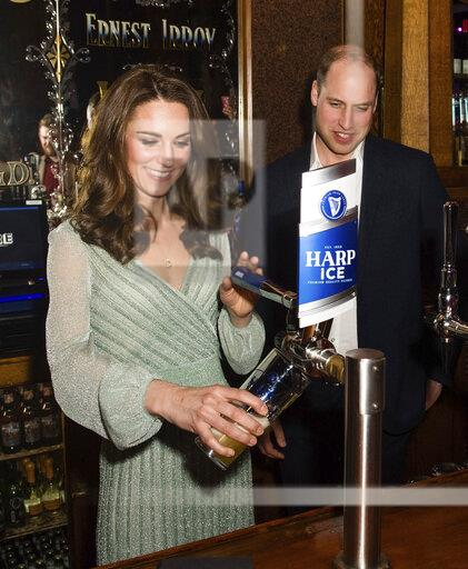 William and Catherine Eighth Anniversary - 4/29/19