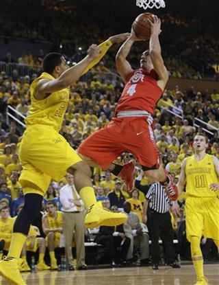 Jordan Morgan, Aaron Craft