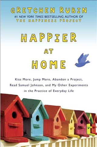 Book Review Happier at Home