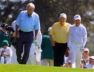 Arnold Palmer, Jack Nicklaus, Gary Player