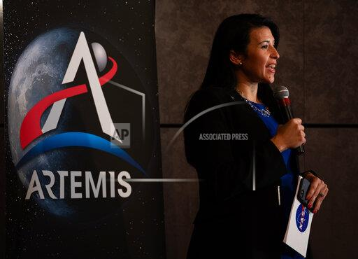 NASA Moon to Mars Exploration Spacesuit Launch: Artemis Generation Spacesuit Event