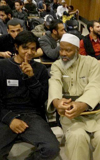 Shamiur Rahman, Siraj Wahhaj 