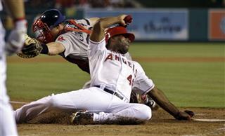 Torii Hunter, Ryan Lavarnway