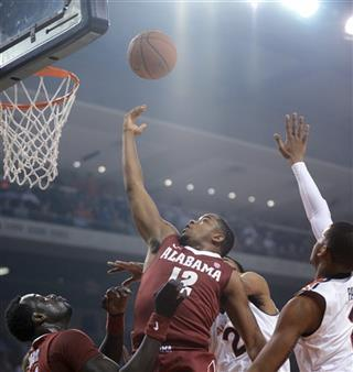 Alabama Auburn Basketball