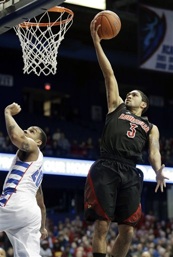 Peyton Siva, Brandon Young